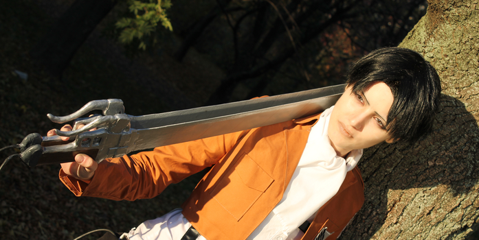 Heichou cosplay by Minako880