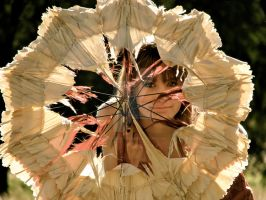 The Tattered Parasol by BrightOctober