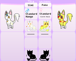 Unicats ~ Lilac's Uniherd ~ Breeding Open ~ by lilacponylover125