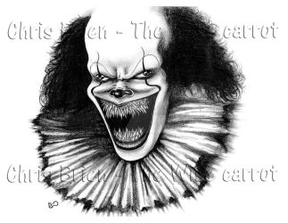 Pennywise - TIME TO FLOAT! by thewisecarrot