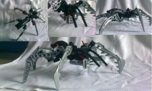 Bionicle MOC- Ant by StarBugs97