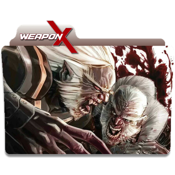 Weapon X by DCTrad