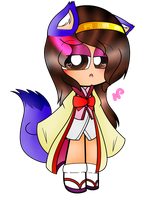 ~Me cosplaying as Izuna by Nini-the-inkling