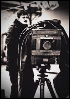 Maybe One Day, Maybe 100 Yer Ago: The Photographer by Helkathon