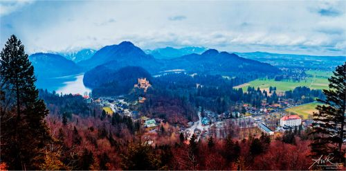 Bavarian Winter by klapouch