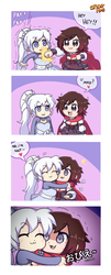 RWBY EPIC | Are you upset? 2 by SpideyHog