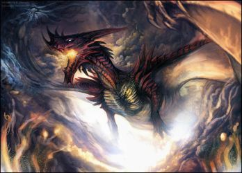 Smaug's Wrath by Exileden