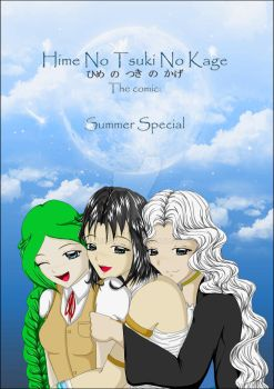 HNTNK - Summer Special Cover by Arysia17