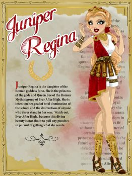 Juniper Regina by Jade-the-Tiger