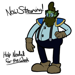 Now streaming! by Inkwell-Pony
