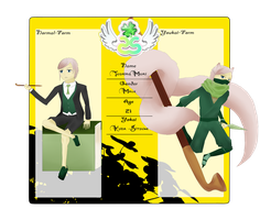 SS: Toshiro Mori by chaoticpeace1