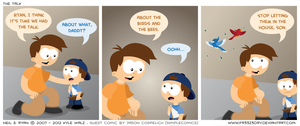 Commission #1 - Neil and Ryan by simpleCOMICS