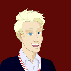 Noah Czerny Glitching by MooseWaifu
