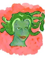 medusa paint try 1 by danny2069