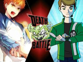 Shirou Emiya vs Ben Tennyson by ToxicMouse77
