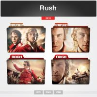 Rush (Folder Icon) by limav
