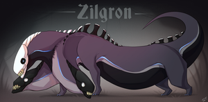 [CLOSED] Adopt Auction - Zilgron by Terriniss