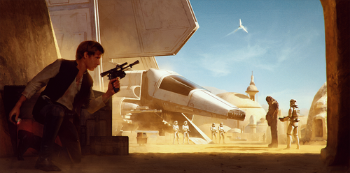 Never Tell Me The Odds by WojtekFus