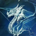 Dragon Doodle Filter Inverse by Astridyl