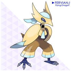 224: Fervian (Male) by LuisBrain