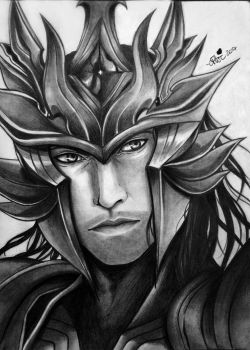 Jarvan IV by Krystal89IT