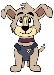 K9 Officer Pepper by ParaPups