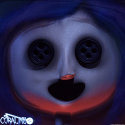 Coraline WIP by GamesProduction
