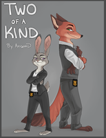 Two of a Kind by yelnatsdraws
