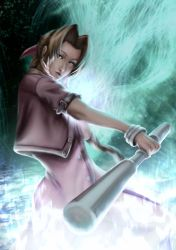 Aerith Gainsborough by themimig