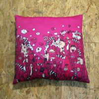 Chrystal Heap Pillow front by stingerstyler