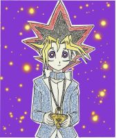 Little Yugi by Cleopatrawolf