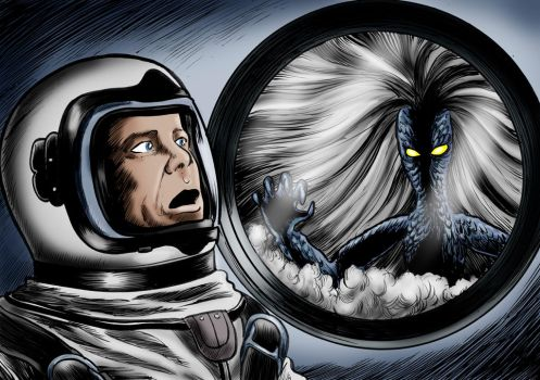 The Outer Limits: Cold Hands, Warm Heart by Loneanimator