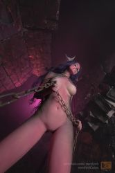 Slaanesh chaos  from Warhammer 40k -4 by Vandych100