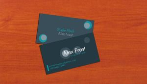 Business Card by kooler83