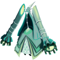 PokeCollab Celesteela by LizDoodlez