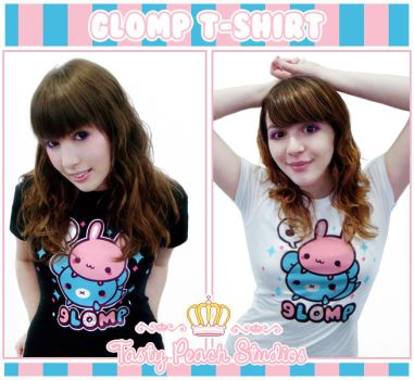 Glomp Tee's by MoogleGurl