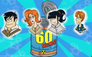 60 seconds! by Crazy-Matroskin55