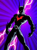 Batman Beyond by Kenpudiosaki