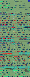 Spartan Sprite Sheet- Poses by l-Torrent-l