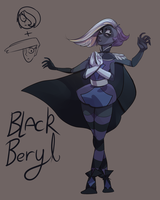 Black Beryl by Tankiethegreat
