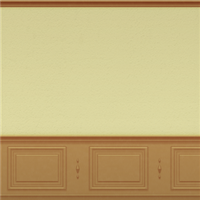 Pampas And Moulding Panel (beige) by Rosemoji