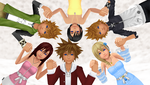 KH Friends are their Power and Romances Forever by 9029561