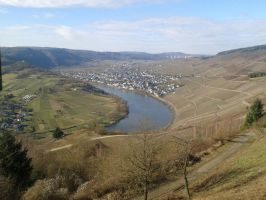 view to Mosel 7 by ingeline-art