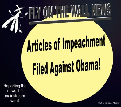 Articles of Impeachment Filed Against Obama! by IAmTheUnison