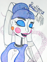 Ballora - Sister Location by AngelOfTheWisp