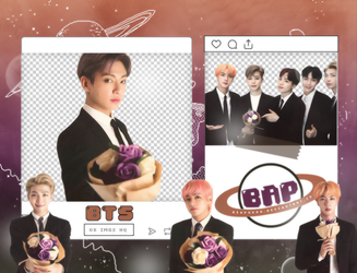 Pack Png 1376 // BTS by BEAPANDA
