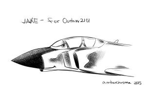 Jake for Outlaw2101 by amberchrome