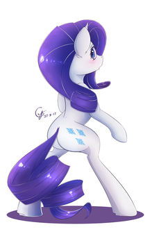 Rarity by Laptop-pone