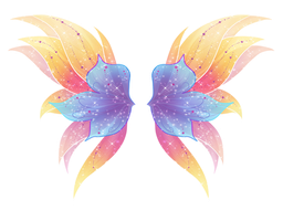 Stella Mythix Wings by AstralBlu