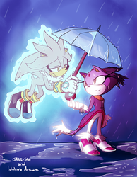 Collab Silvaze week with GABS SAM by idolnya